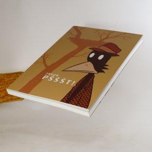 antikvární kniha Pšššt!, 2007