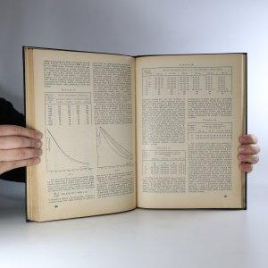 antikvární kniha Chemické listy pro vědu a průmysl. Ročník 1944, čísla 1-20 (v jednom svazku), 1944