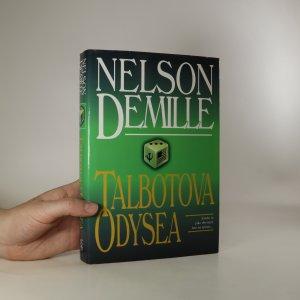 náhled knihy - Talbotova odysea (žluté flíčky na ořízce)