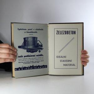 antikvární kniha Zprávy České keramické společnosti. Ročníky XVI., XVII., XVIII., XIX. (čtyři ročníky v jednom svazku), 1939, 1940, 1941, 1942