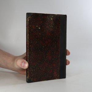 antikvární kniha Belisario. Mosé. (2 knihy v 1 svazku), 1835, 1837
