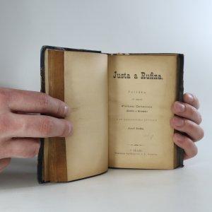 antikvární kniha Jubileum evolucionismu. Justa a Rufina. Slepcův pes. Šereda. Sestra a nevěsta (5 knih v jednom svazku, stav), neuveden