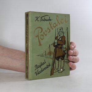 náhled knihy - Povstalci. Díl IV. Bajkal - Vladivostok