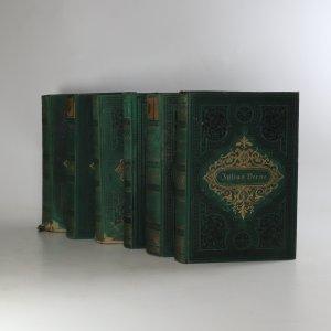náhled knihy - 6 x Jules Verne (viz poznámka a foto)