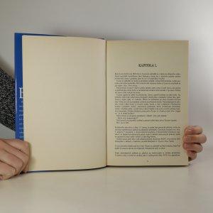 antikvární kniha Slovo cti, 2000