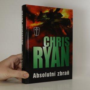 náhled knihy - Absolutní zbraň
