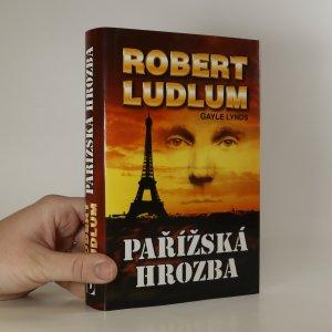 náhled knihy - Pařížská hrozba