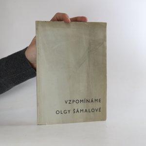 náhled knihy - Vzpomínáme Olgy Šámalové