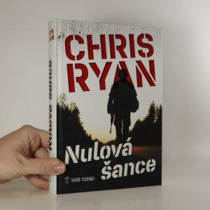náhled knihy - Nulová šance