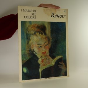 náhled knihy - I maestri del colore. Pierre Auguste Renoir