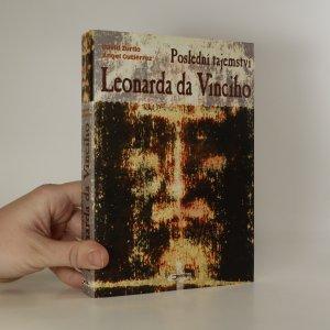 náhled knihy - Poslední tajemství Leonarda da Vinciho