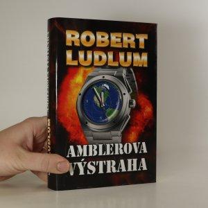 náhled knihy - Amblerova výstraha