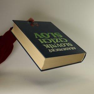 antikvární kniha Akademický slovník cizích slov A-Ž, 2001