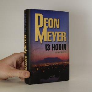 náhled knihy - 13 hodin