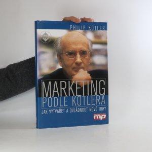 náhled knihy - Marketing podle Kotlera