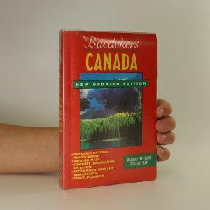 náhled knihy - Baedeker's Canada (včetně mapy, viz foto)
