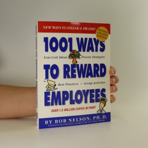 náhled knihy - 1001 Ways to Reward Employees