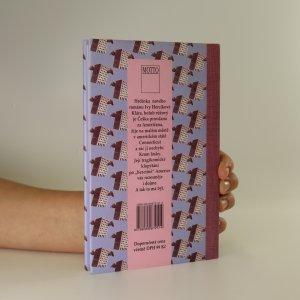 antikvární kniha Klára, holub růžový, 1996