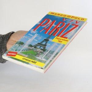 antikvární kniha Paříž, 2003