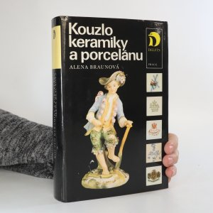 náhled knihy - Kouzlo keramiky a porcelánu