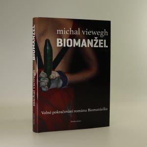 náhled knihy - Biomanžel