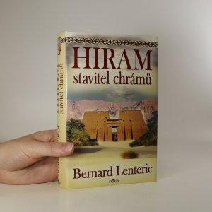náhled knihy - Hiram, stavitel chrámů