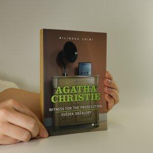 náhled knihy - Witness for the prosecution. Svědek obžaloby