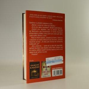 antikvární kniha Templářská relikvie, 2012