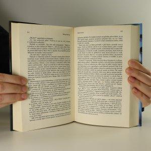 antikvární kniha Ohnivá clona, 2003