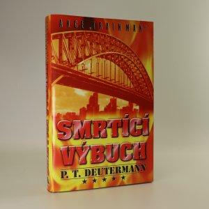 náhled knihy - Smrtící výbuch