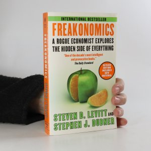 náhled knihy - Freakonomics