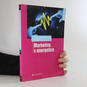 náhled knihy - Marketing v energetice