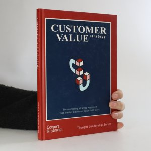 náhled knihy - Customer Value strategy
