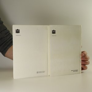 antikvární kniha Čítanka samizdatové a exilové literatury I. a II. díl (2 svazky), 1991