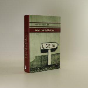 náhled knihy - Noční vlak do Lisabonu