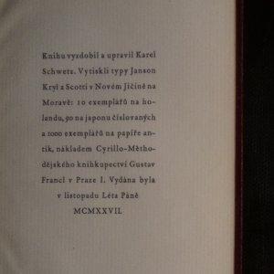 antikvární kniha Provençalské koledy, 1927