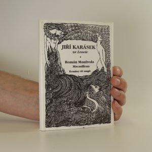 náhled knihy - Romány tří magů I. Román Manfreda Macmillena