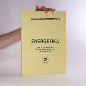 náhled knihy - Energetika