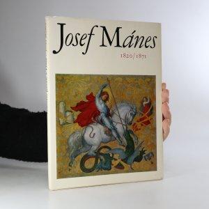 náhled knihy - Josef Mánes 1820-1871. Katalog jubilejní výstavy