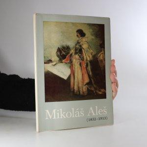 náhled knihy - Mikoláš Aleš 1852-1913. Jízdárna Pražského hradu 1979