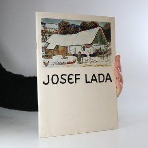 náhled knihy - Josef Lada 1887-1957. Výběr z malířského díla
