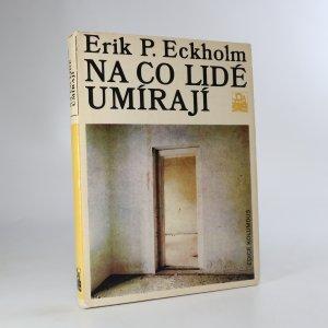 náhled knihy - Na co lidé umírají