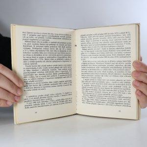 antikvární kniha Na co lidé umírají, 1981