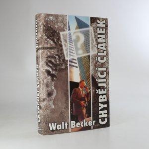 náhled knihy - Chybějící článek