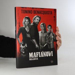 náhled knihy - Mafiánovi. Malavita
