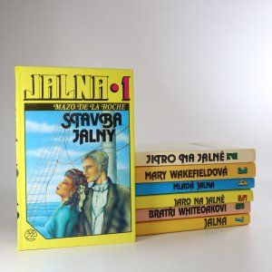 náhled knihy - Jalna I-VII (7 svazků, viz foto)