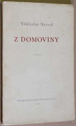 náhled knihy - Z domoviny
