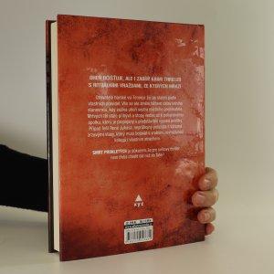 antikvární kniha Smrt prokletých (asi podpis), 2017