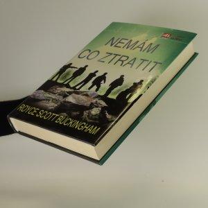 antikvární kniha Nemám co ztratit, 2015