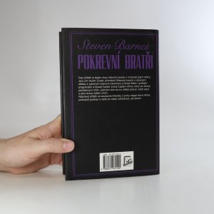 antikvární kniha Pokrevní bratři, 2003